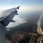 Anflug Colombo © Women Travel