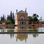 Marokko Marrakesch Menara Garten © Women Travel