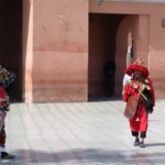 Marokko Marrakesch Wasserverkaeufer © Women Travel