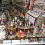 Marokko Marrakesch im Souq Teeglaeser © Women Travel