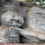 Sri Lanka - liegender Buddha © Women Travel