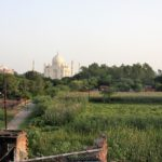 Agra Tour Rural Taj Mahal  © Women Travel