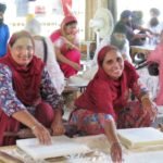 Amritsar Volunteerwork im Goldenen Tempel © Women Travel