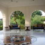 Bharatpur the Bagh Veranda © Women Travel