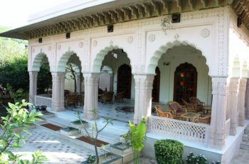 Hotel The Bagh in Bharatpur