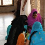 Indien Pilgerinnen in Fatehpur Sikri © Women Travel