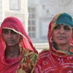 Indien Frauen am Taj Mahal © Women Travel