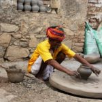 Indien Rajasthani Toepfer © Women Travel