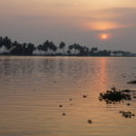 Indien Sueden_Sunset Backwaters © Women Travel