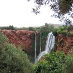 Marokko Wasserfall Ouzoud © Women Travel