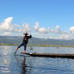 Myanmar - Inle See Ruderer © Women Travel