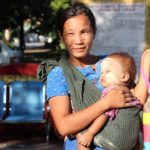 Myanmar - Kuthodaw Frau mit Baby © Women Travel