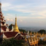 Myanmar - Mandalay Hill © Women Travel