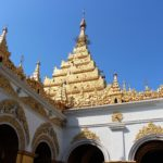 Myanmar Mandalay, Mahamuni Tempeldach © Women Travel