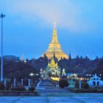 Myanmar - Shwedagon Pagode nachts © Women Travel