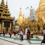 Myanmar - Yangon Swedagon Pagoda © Women Travel