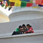 Nepal Frauen in Bodnath © Women Travel