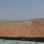 Oman - Fahrt in den Wahiba Sands © Women Travel