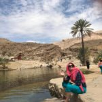 Oman - im Wadi Bani Khaled © Women Travel