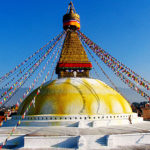Nepal Stupa, copyright Women Travel