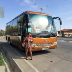 Usbekistan unser Bus © Women Travel