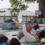 Yoga in Udaipur, © DFT