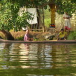 Indien Kerala Boote in den Backwaters © Women Travel.ch