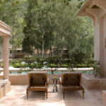 Amanbagh, India - Terrasse Haveli Suite