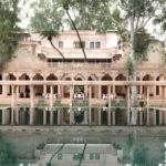 Amanbagh mit Pool