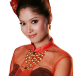 Hotel Rose Garden Yangon - burmese traditional lady dress © Rose Garden Hotel