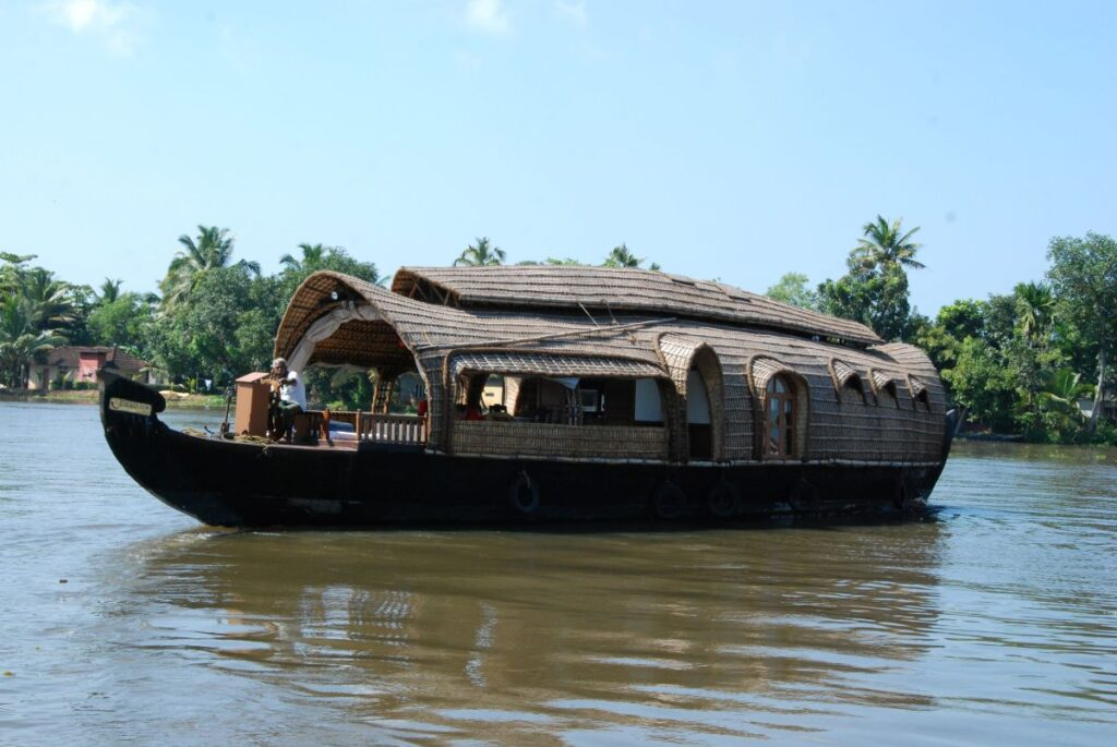Alleppey - Hausboot Kerala von Women Travel