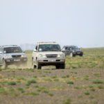 Mongolei - Reisen mit dem Jeep. © Women Travel