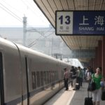 China - Bahnhof Shanghai 1 © Women Travel