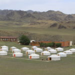 Mongolei - Jurte Gobi © Travelon