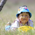 Mongolei -Khuvsgul Kind 1© Travelon