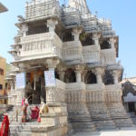 Jagdish Tempel in Udaipur © Women Travel