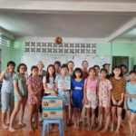 Vietnam - Besuch im Little Rose Shelter Frauenprojekt, Spendenübergabe © Women Travel