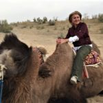 Unsere Reiseleiterin in Usbekistan © Women Travel
