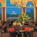 Indien Agra - Amarvilas The Lounge © The Oberoi Hotels