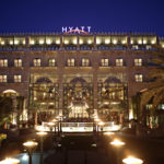 Oman Muscat - Hotel Grand Hyatt by night ©muscat.grand.hyatt.com.jpg