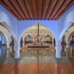 Oman The Chedi Muscat - The Lobby © ghm Hotels