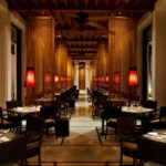 Oman the Chedi Muscat - The Beach Restaurant © ghm Hotels