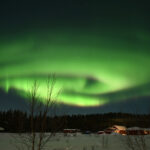 Lappland - Nordlicht 1 © Women Travel