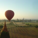 Myanmar - Bagan mit Ballon © Women Travel