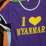 Myanmar - T-Shirt © womentravel.ch