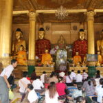 Myanmar - im Tempel © Women Travel