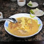 Myanmar - Nudelsuppe © Women Travel